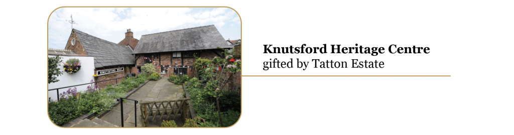 Knutsford Heritage Centre gifted by Tatton Estate
